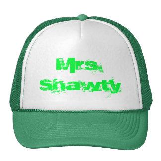Mrs. Shawty Trucker Hat