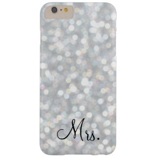 Mrs. Silver iPhone 6 Plus Case