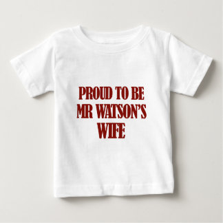 Mrs watson designs tee shirts
