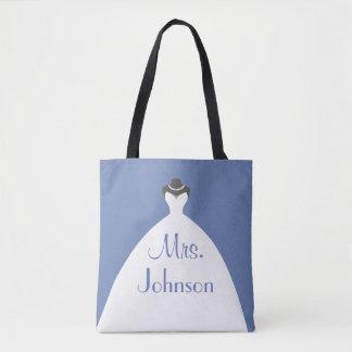 Mrs. Wedding Her Favorite Tote Bag