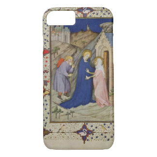 MS 11060-11061 Hours of Notre Dame: Laudes, The Vi iPhone 7 Case