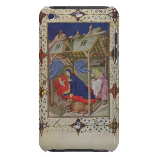 MS 11060-11061 Hours of Notre Dame: Prime, The Bir Barely There iPod Cover