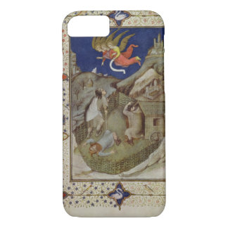 MS 11060-11061 Hours of Notre Dame: Tierce, The an iPhone 7 Case
