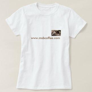 Ms B Coffee- Women's Basic T-Shirt