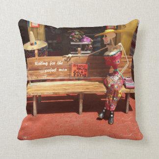 Ms. Bellabone Throw Pillow
