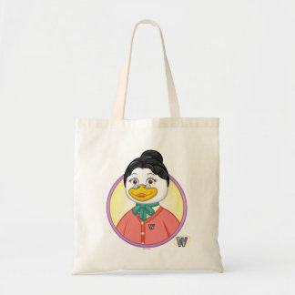 Ms. Birdy Tote Bag