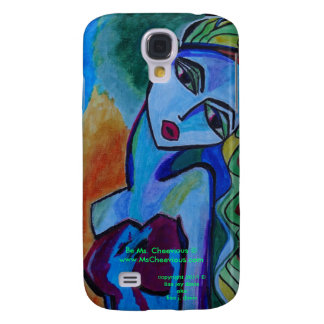 "Ms. Cheevious ""Aurelia"" Samsung Galaxy S4 Cover"