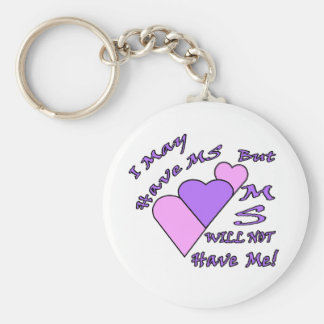 MS DOES NOT  HAVE ME MULTIPLE PRODUCTS KEYCHAIN