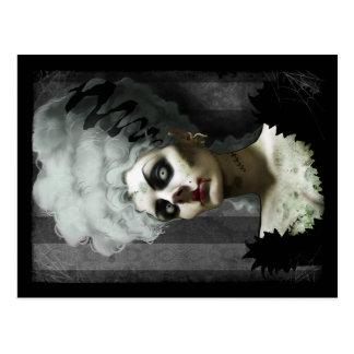 Ms Fright Postcard