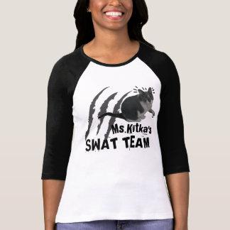 Ms. Kitka's SWAT Team T-Shirt