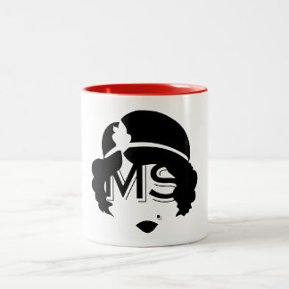 Ms. Loves Steamy Punk Coffee Mug