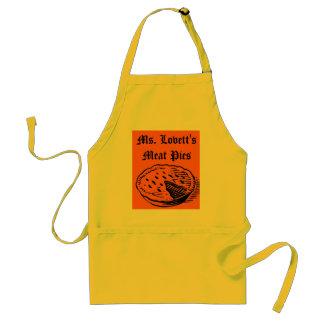 Ms. Lovett's Meat Pies Standard Apron