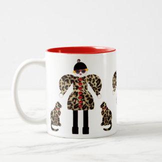 Ms. Martzkin A La Mode Incognito Mug