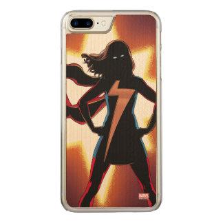 Ms. Marvel Comic #2 Carved iPhone 8 Plus/7 Plus Case