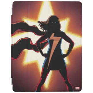 Ms. Marvel Comic #2 iPad Cover