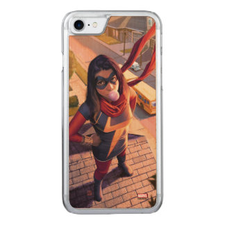 Ms. Marvel Comic #2 Variant Carved iPhone 8/7 Case