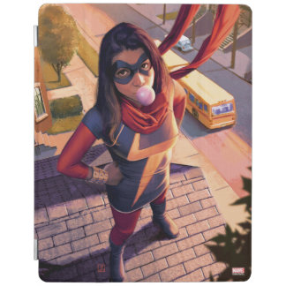 Ms. Marvel Comic #2 Variant iPad Cover