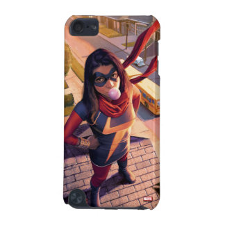 Ms. Marvel Comic #2 Variant iPod Touch 5G Covers