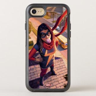 Ms. Marvel Comic #2 Variant OtterBox Symmetry iPhone 8/7 Case