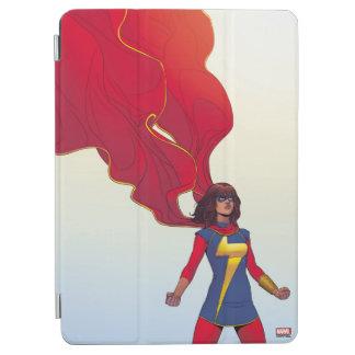 Ms. Marvel Comic #3 iPad Air Cover