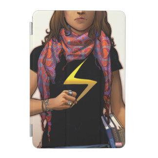Ms. Marvel Comic Cover #1 iPad Mini Cover