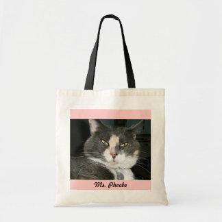 Ms. Phoebe Tote Bag