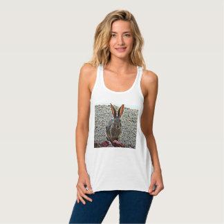 Ms. Pretty Bunny Women's Tank Top