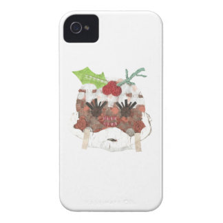 Ms Pudding I-Phone 4 Case