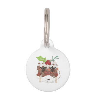 Ms Pudding Pet Tag