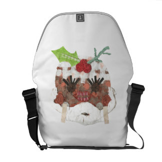 Ms Pudding Rusksack Courier Bags