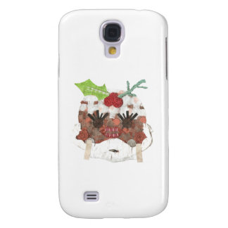 Ms Pudding Samsung Galaxy S4 Case