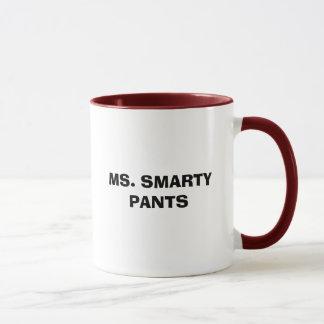 MS. SMARTY PANTS MUG