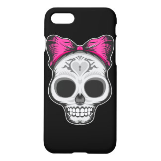 Ms. Sugar Skull iPhone 8/7 Case