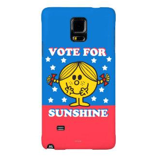 Ms. Sunshine Election - Vote For Sunshine