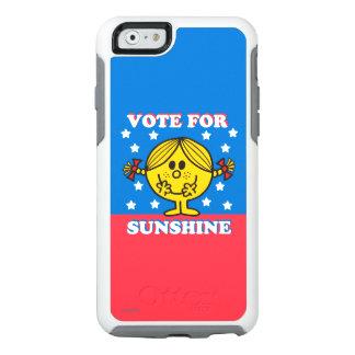 Ms. Sunshine Election - Vote For Sunshine 2 OtterBox iPhone 6/6s Case
