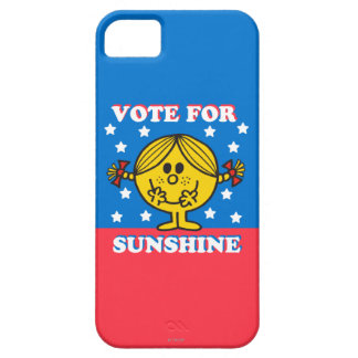 Ms. Sunshine Election - Vote For Sunshine Case For The iPhone 5