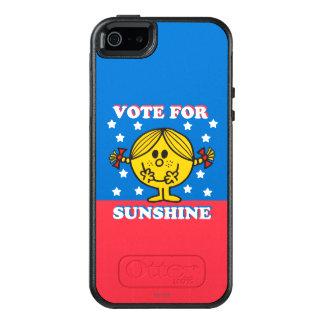 Ms. Sunshine Election - Vote For Sunshine OtterBox iPhone 5/5s/SE Case