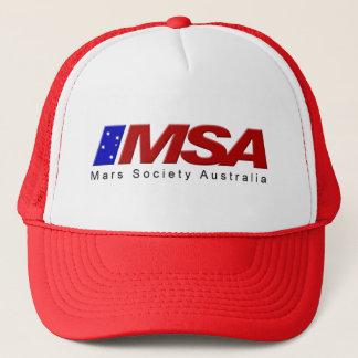 MSA Red Cap