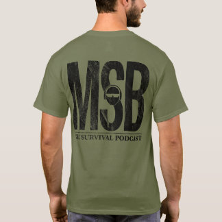 MSB Full Back T-Shirt