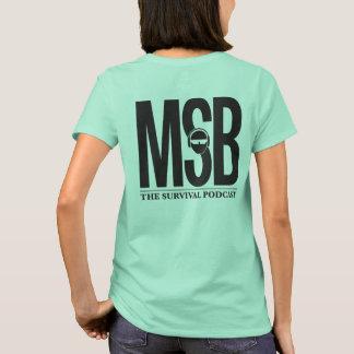 MSB Full Back - Women's T-Shirt