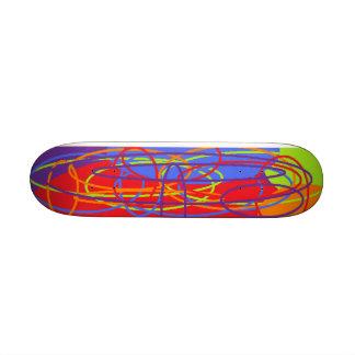 msPaintboard Skate Board Deck