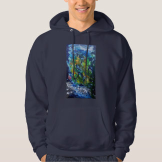 MSSS-409 Basic Hooded Sweatshirt