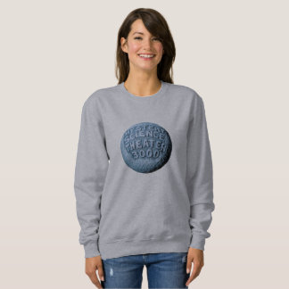 MST3K Moon Sweatshirt (Grey)