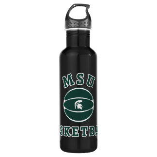 MSU Basketball | Michigan State University 4 710 Ml Water Bottle