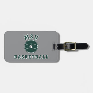 MSU Basketball | Michigan State University 4 Bag Tag