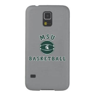 MSU Basketball | Michigan State University 4 Galaxy S5 Case