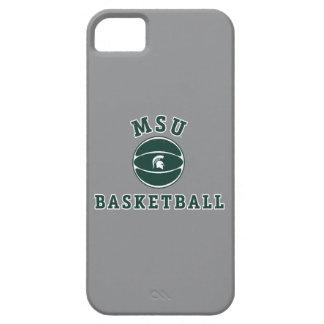MSU Basketball | Michigan State University 4 iPhone 5 Case
