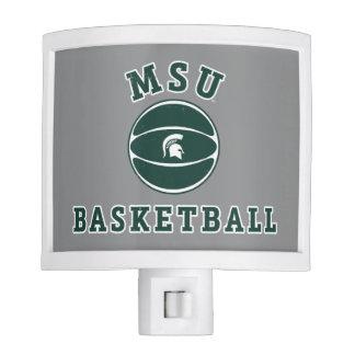 MSU Basketball | Michigan State University 4 Night Light