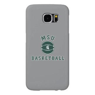 MSU Basketball | Michigan State University 4 Samsung Galaxy S6 Cases