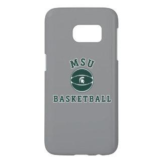 MSU Basketball | Michigan State University 4 Samsung Galaxy S7 Case